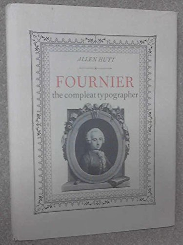 9780584103502: Fournier, the Compleat Typographer (Ars Typographica Library)