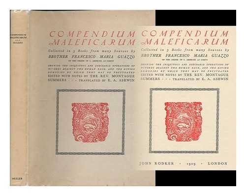 9780584109092: Compendium Maleficarum