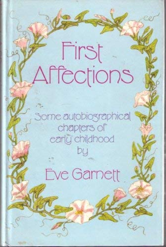 9780584110036: First Affections