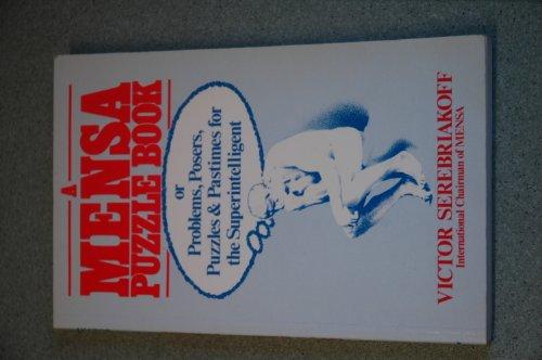 9780584110203: A Mensa Puzzle Book