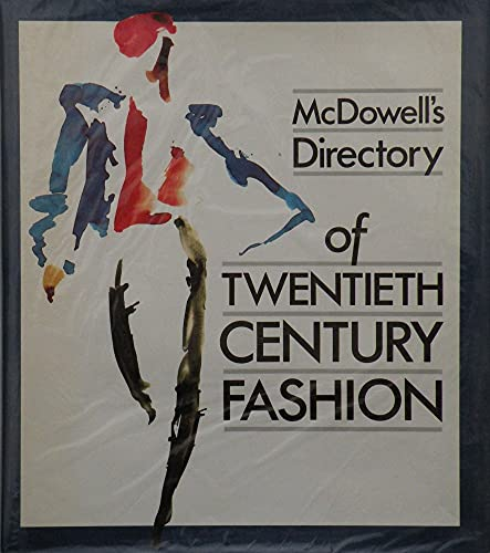 9780584110708: McDowell's Directory of Twentieth Century Fashion