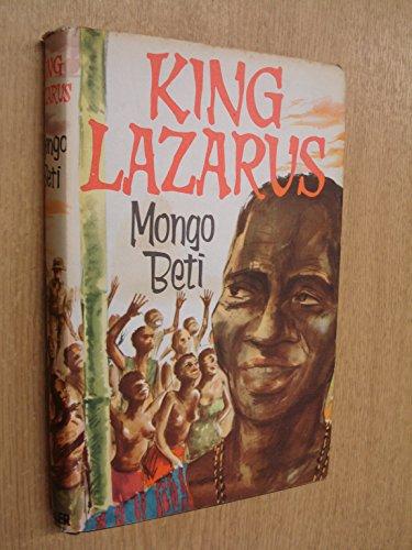 KING LAZARUS: Mongo Beti