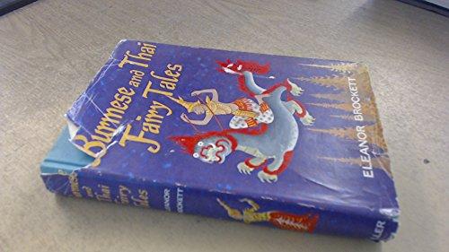 9780584623550: Burmese and Thai Fairy Tales