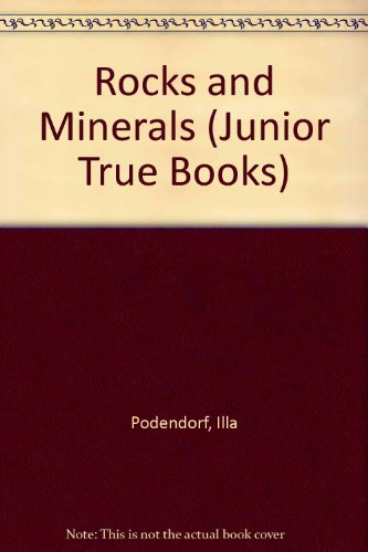 9780584629187: Rocks and Minerals (Junior True Books)