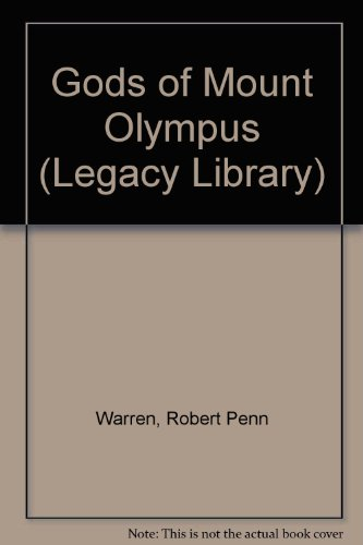 9780584632033: Gods of Mount Olympus (Legacy Library)