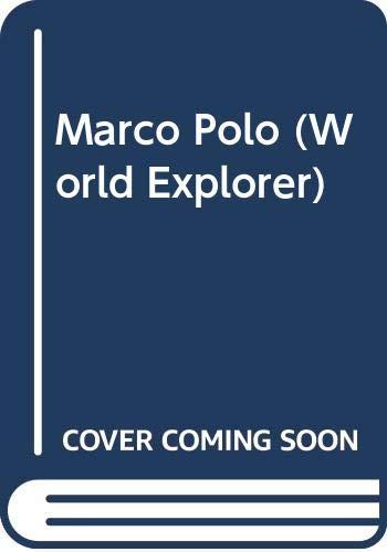 9780584645019: Marco Polo (World Explorer)