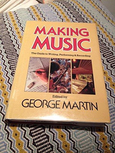 9780584950564: Making Music