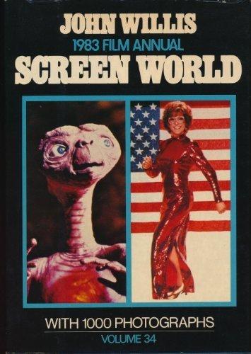 9780584950595: Screen World: 1983 Film Annual, Vol. 34