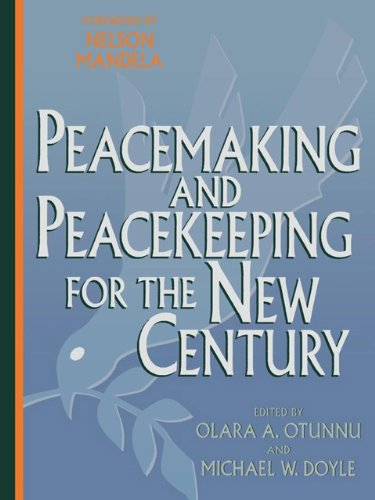 9780585114309: Peacemaking and Peacekeeping for the New Century
