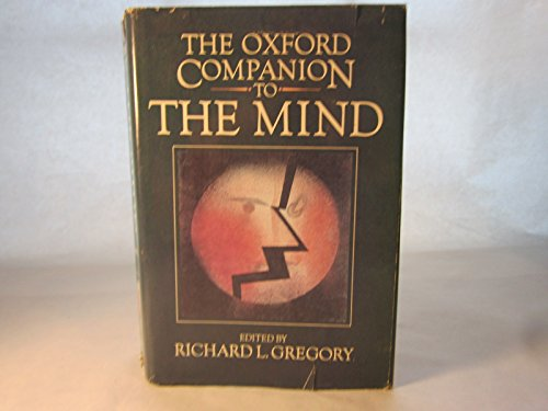 9780585157009: THE OXFORD COMPANION TO THE MIND