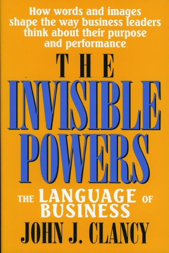 9780585224923: The Invisible Powers: The Language of Business