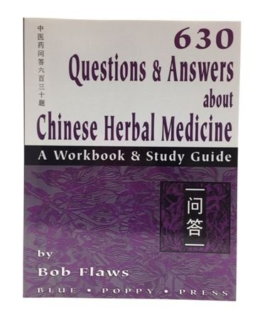 9780585232591: 630 Questions & Answers About Chinese Herbal Medicine