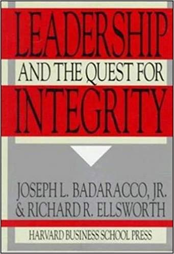 9780585239682: Leadership and the Quest for Integrity