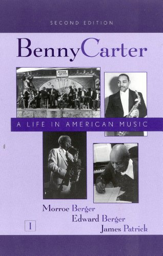 9780585338644: Benny Carter, a Life in American Music