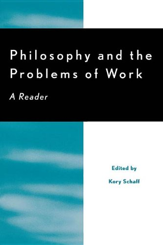 9780585381978: Philosophy and the Problems of Work: A Reader