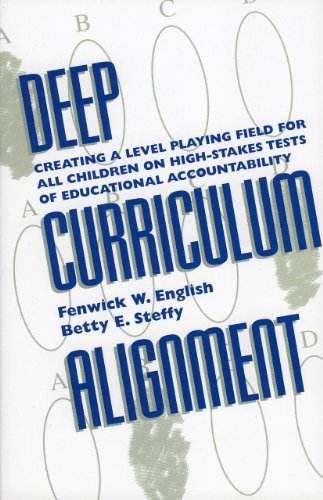 9780585386379: Deep Curriculum Alignment: Creating a Level Playing Field for All Children on High-Stakes Tests of Educational Accountability