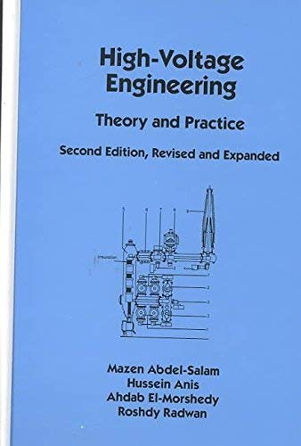 9780585393322: High-Voltage Engineering