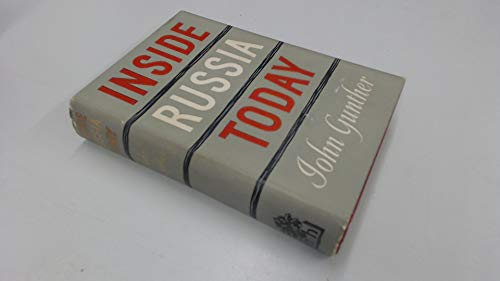 9780585781693: Inside Russia Today