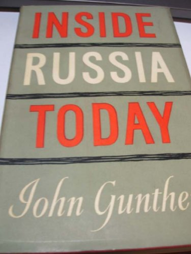 Inside Russia Today: Gunther, John