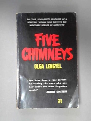 9780586008850: Five chimneys (Panther books;no.885)