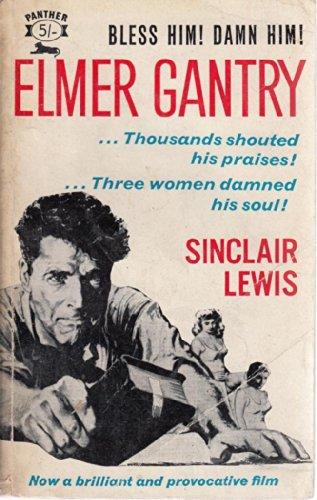 9780586010365: Elmer Gantry