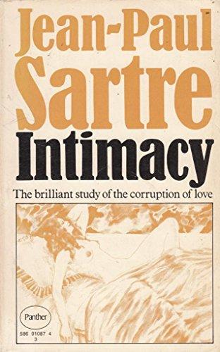 INTIMACY: SARTRE, JEAN-PAUL