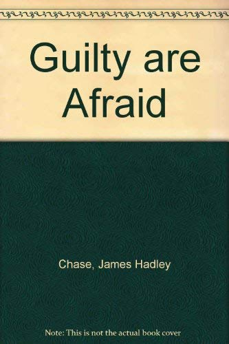 9780586021064: Guilty are Afraid