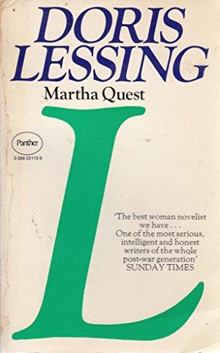 9780586021156: Martha Quest (Children of Violence)