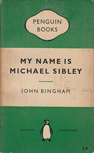9780586023686: My Name is Michael Sibley