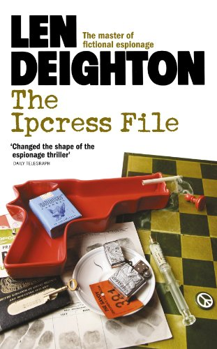 9780586026199: The Ipcress File