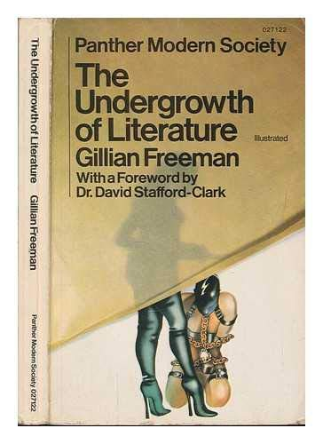 9780586027127: Undergrowth of Literature (Modern Society S.)