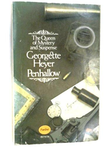 Penhallow (9780586027677) by Georgette Heyer
