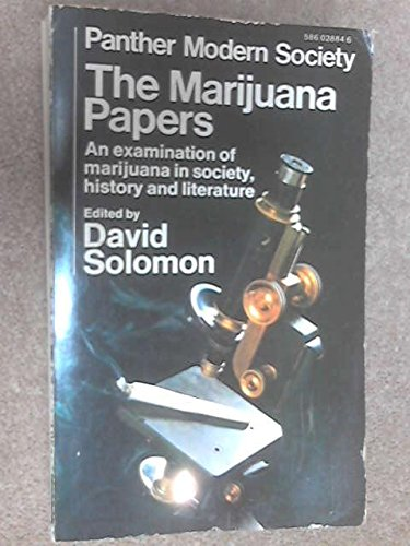 9780586028841: The marijuana papers; (Panther modern society)