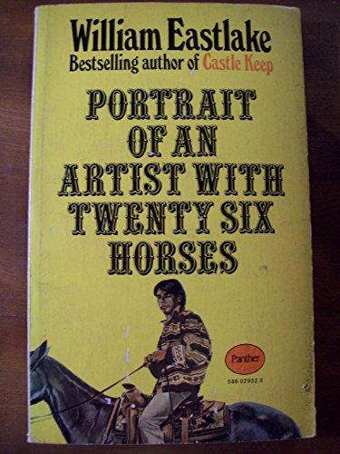 9780586029329: Portrait of an Artist with Twenty-six Horses