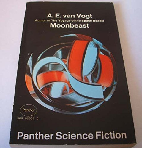 9780586029374: Moon Beast (Panther science fiction)