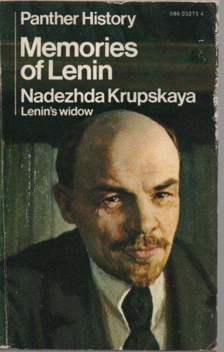 9780586032756: Memories of Lenin