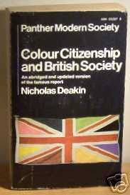 Colour Citizenship and British Society