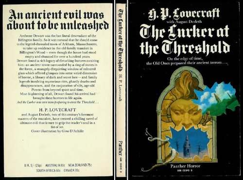 The Lurker at the Threshold: Lovecraft, H.P. &