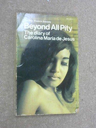 9780586033524: Beyond All Pity (Modern Society)