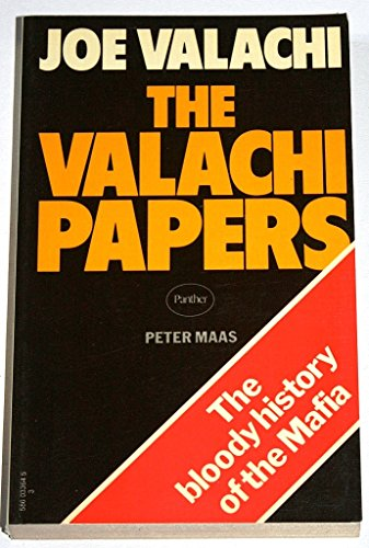 9780586033647: Valachi Papers