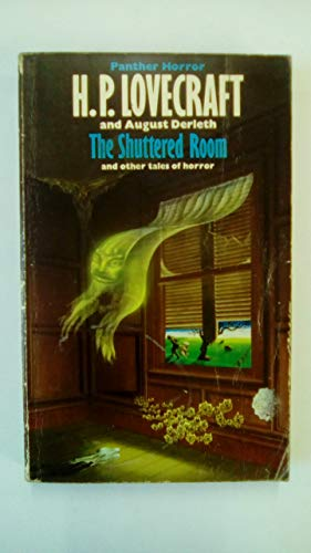 9780586033999: Shuttered Room (Panther horror)