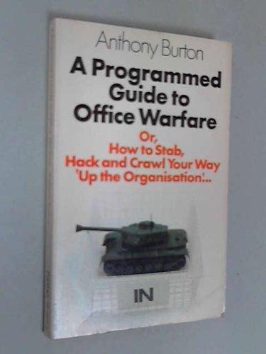 9780586034453: Programmed Guide to Office Warfare