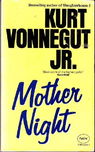 9780586036495: Mother Night