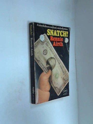 9780586036792: Snatch!