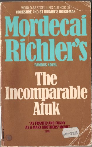 9780586037775: Incomparable Atuk
