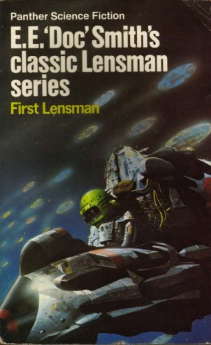 First Lensman (Panther Science Fiction)