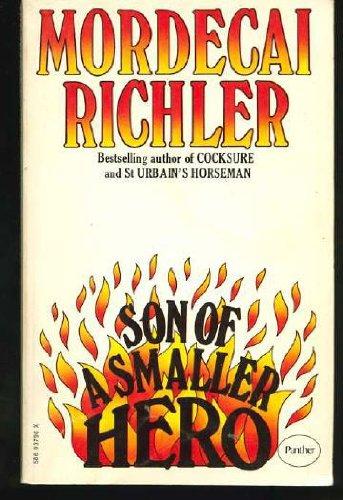 son of a Smaller Hero: Richler, Mordecai