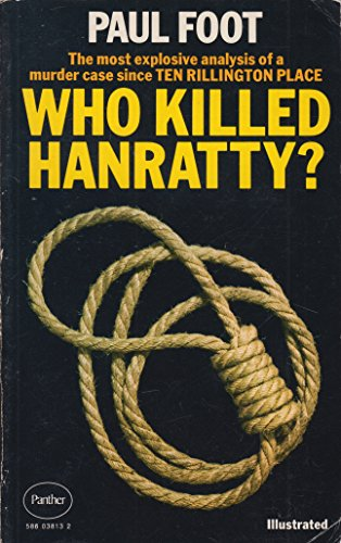 9780586038130: Who Killed Hanratty?