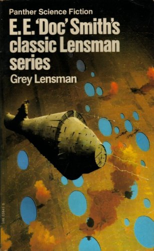 9780586038451: Grey Lensman (Panther science fiction)