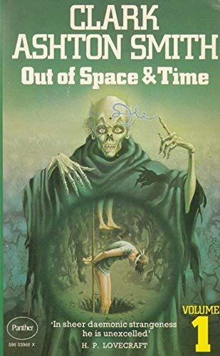 9780586039663: Out of Space and Time: v. 1
